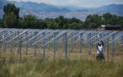 New article published: The potential land requirements and related land use change emissions of solar energy